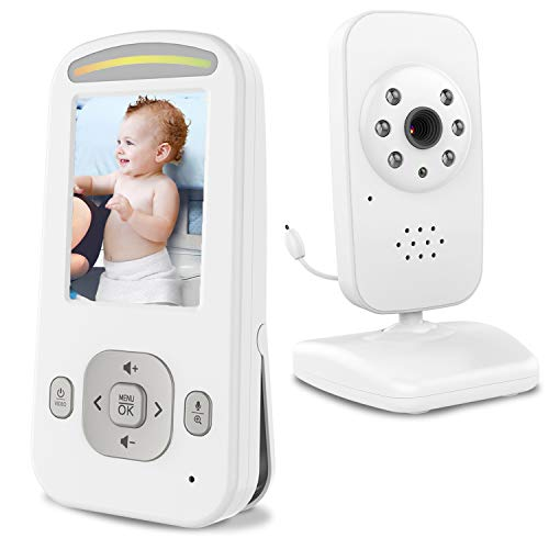 Buy Discount Video Record Baby Monitor G060, Lite Handhold Monitor & HD Camera, Crying/Temperature A...