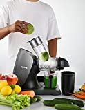 Best Hurom Masticating Juicers - JOYOUNG Juicer Machines with Upgraded Ceramic Auger Masticating Review