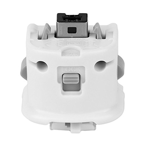 Liamostee High Precision Handige Motion Plus Adapter Sensor Voor Nintendo Wii Afstandsbediening
