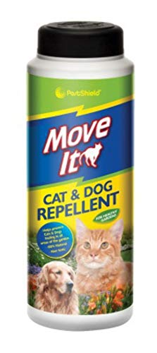 PestShield Move It Cat & Dog Garden Repellent Non Toxic 100% Natural 240g