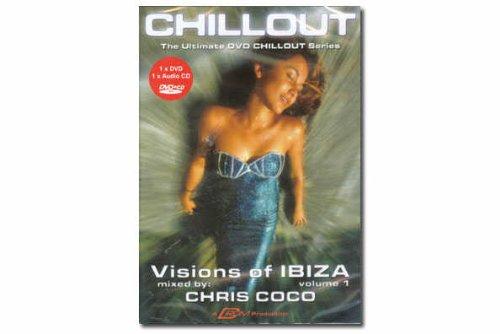 Chillout - Visions Of Ibiza/Vol. 1 (Mixé Par Chris Coco) [Alemania] [DVD]