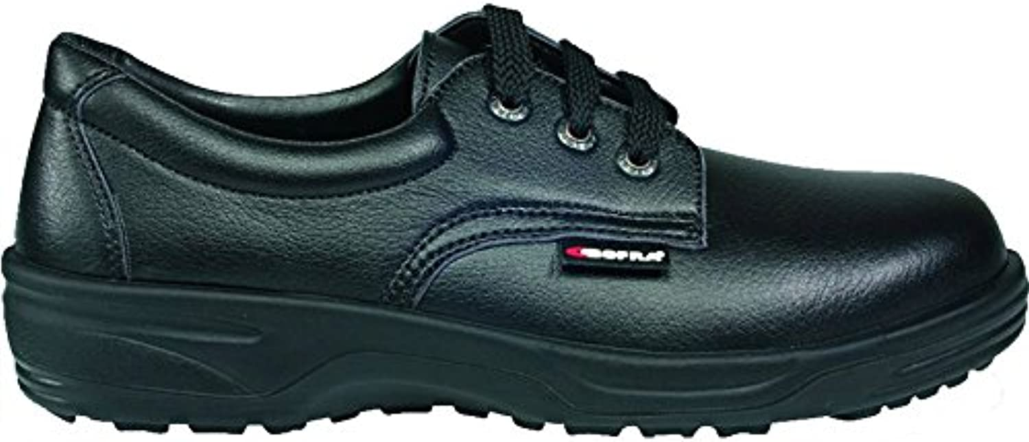 Cofra 34442-008.W39 Safety shoes Pharm S2 SRC Size 39 in Black
