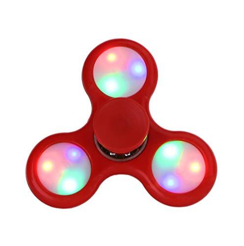 Fidget Spinner Dito messa a fuoco a mano giocattolo Ultimate SPIN Aliminium stress Kids