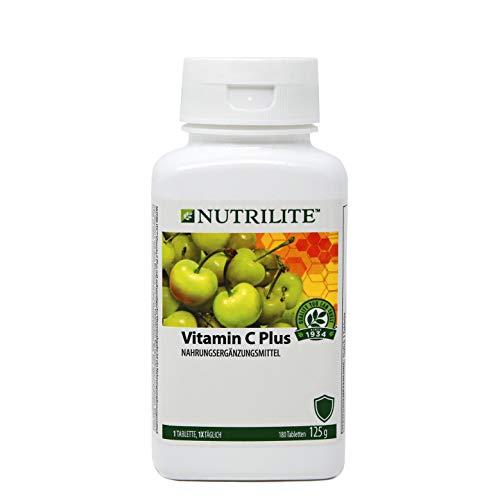 Vitamin C Plus Großpackung NUTRILITE™ - 180 Tabletten / 125 g - Amway - (Art.-Nr.: 109743)