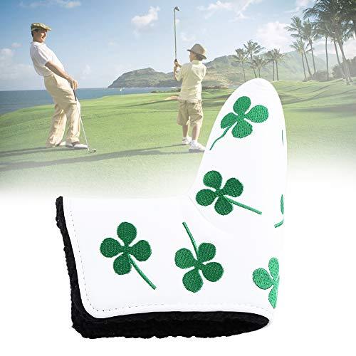 Golfschlägerhaube, Golfschlägerhaube für Scotty Cameron, Odyssey, Callaway, TaylorMade, Ping etc. Gr. 85, weiß - 4