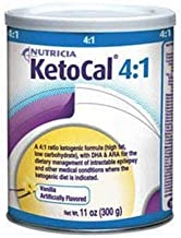 Ketocal 4:1 Nutritional Supplement Vanilla - 300 Gm