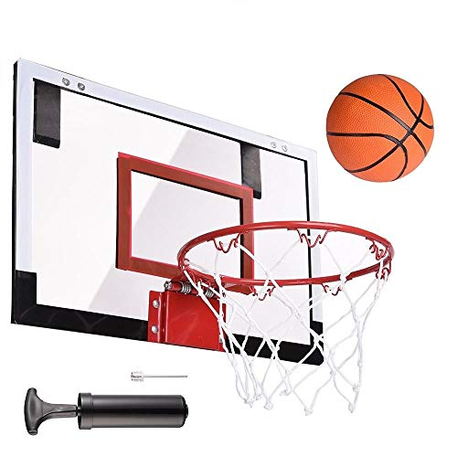 Find Bargain Granatan Mini Basketball Set - Indoor Outdoor Basketball Kit - Basketball Hoop - Portab...