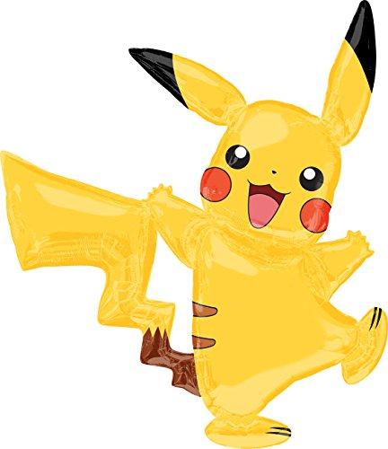 Large Pikachu Foil Balloon