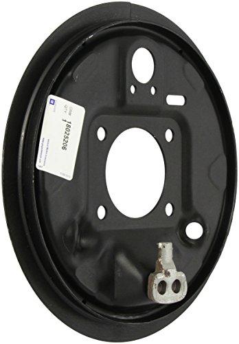 ACDelco 15650130GM Original Equipment hinten Beifahrerseite Bremse Unterstützung Schweißen Teller