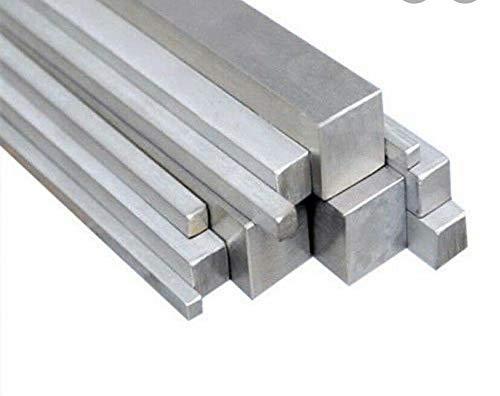 Aluminium Barra cuadrada 6082, T6 tamaños imperiales x...
