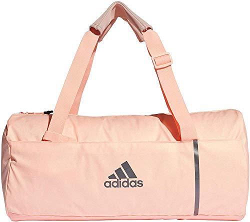 adidas Herren Sporttasche Convertible Training, Cleorangenge/Ngtmet, 47 x 37 x 5 cm, DM7783