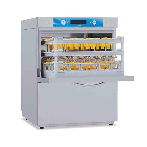 Lave-verres/vaisselle adoucisseur en continu - panier 500 x 500 mm - Elettrobar