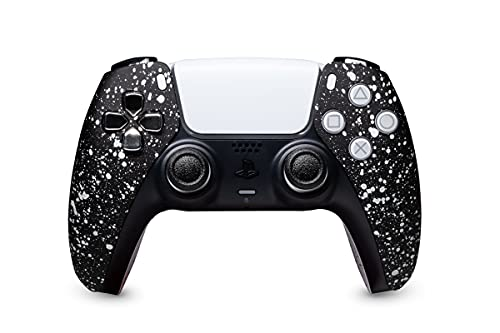 KING CONTROLLER PS5 Paddles Custom Nebula Black Design - DualShock 5 - PlayStation 5 - Wireless PS5-Controller