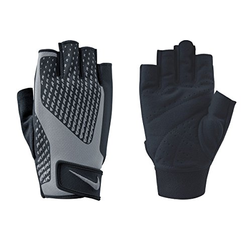 NIKE men's Core Lock training gloves 2.0, Men, N.LG.38.032.LG, black/Coolgrey, L