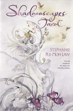 Shadowscape Tarot (deck & book) by Stephanie Pui-Mun Law by New Age