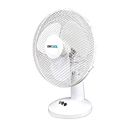 3 SPEED SETTINGS: Adjustable for changing temperatures and personal preference. Low speed is extra quiet which is great for use at night whilst sleeping and high speed offers a powerful flow of air perfect to combat the warmest times of the day. The ...
