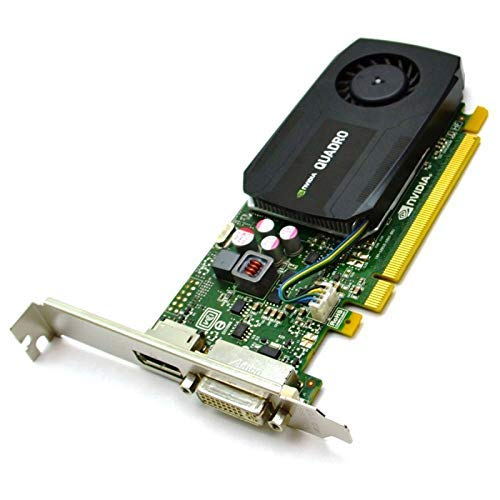 Scheda Video Nvidia Quadro K600 1GB DVI Display Port - Low & HI-Profile - Ricondizionato
