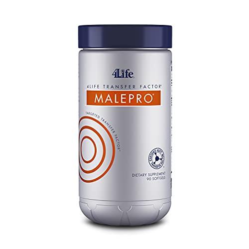 4Life - Transfer Factor MalePro - Targeted Prostate Support - 90 Softgels