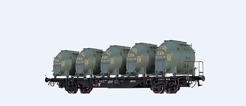 Brawa 49134 Beh ertragwagen LS der CSD, mit EFKR 401