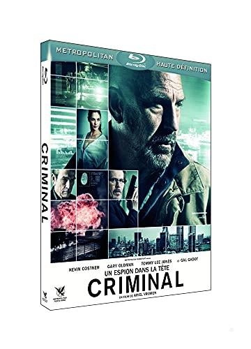 Criminal-Un Espion dans la tête [Blu-Ray]