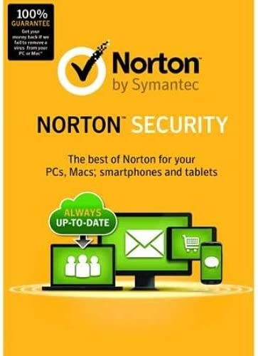 Norton Security 21331299 Antivirus Security Software 2015 5 Devices product image