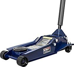cheap TCE AT84007U Torin Hydraulic Low Profile Service / Quick Lift Floor Jack with Double Piston Pump, 4…