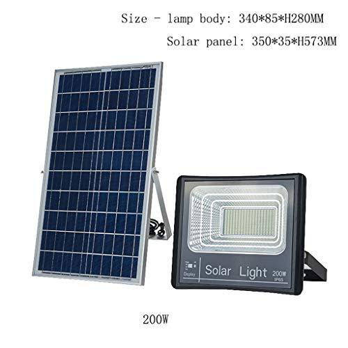 XEX LED-spot met koplamp zonne-energie veiligheidslicht huis binnen- en buitenwandlamp tuinverlichting met afstandsbediening