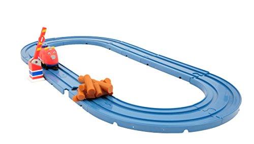 Giochi Preziosi - Chuggington Set Salvataggio, 10 Binari e Un Trenino Incluso