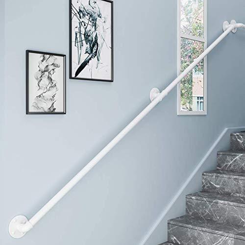Barandilla de escalera, barandilla de escalera para paredes, barandilla de 30-600 cm...