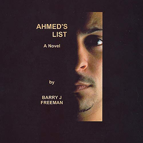 Ahmed's List audiobook cover art