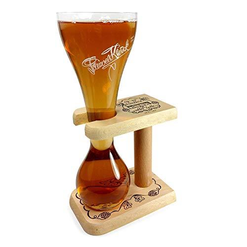 Pauwel Kwak Vaso de cerveza con soporte