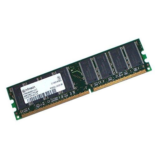 Reduktion HYS64D64320HU Arbeitsspeicher (512 MB, Qimonda - 5-C DDR1 3200U 400Mhz PC-CL3