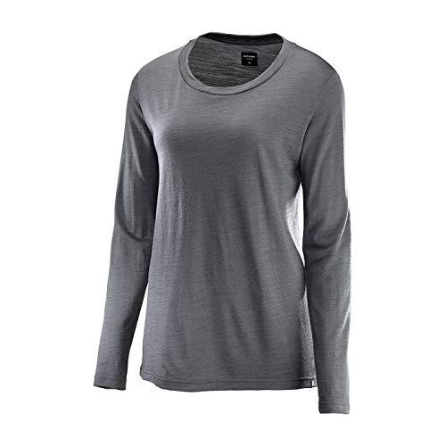 KATUSHA Damen Merino T-Shirt, Iron Gate, M