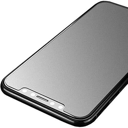JELLYEA Matt Pellicola Protettiva per iPhone XR / 11 Anti-riflesso Anti-graffio Anti-Bolla Display Proteggi Schermo 9H Vetro Temperato per XR / 11,6.1'