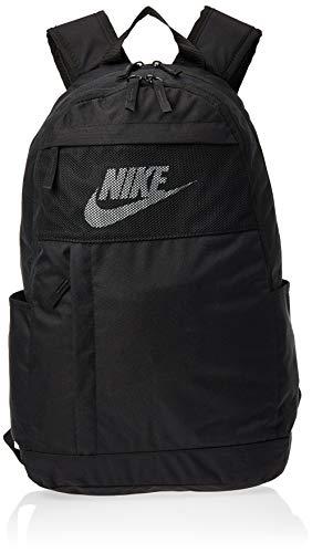 Nike NK ELMNTL BKPK - 2.0 LBR Sports Backpack, Black/Black/(White), MISC