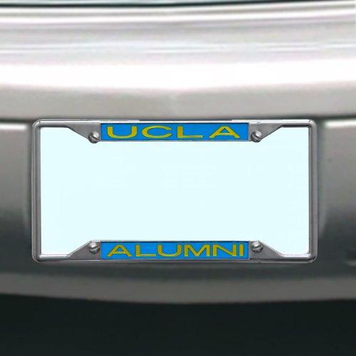 Stockdale NCAA UCLA Bruins License Plate Frame Alumni