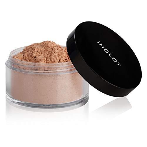 Inglot Loose Powder, Maquillaje en polvo (Tono 15) - 30 gr.