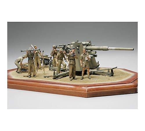 Tamiya - 35283 - Maquette - GERMAN 88mm GUN FLAK 36 - Echelle 1:35
