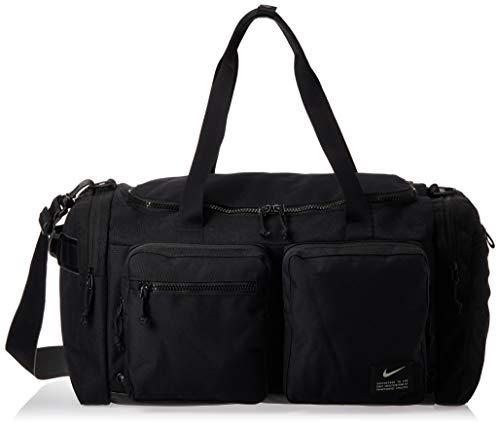 Nike Nk Utility M Power Duff Gym Bag, Hombre, black/black/(enigma stone), MISC