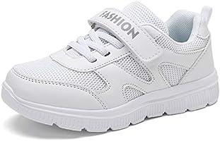 Chaussure de Course Sport Sneakers Basket Mode Garçon Fille Tennis Running Compétition Entraînement Chaussure Walking...