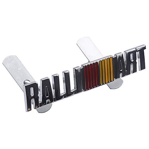 YONGYAO Modificato Gear Shift Head Wing Dio Resina Block Head Gear Bar Stick per Ralliart-Nero
