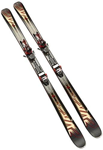 K2 Skis Herren Ikonic 80 Ski inkl. Bindung, 177, 1050005.240.1.177