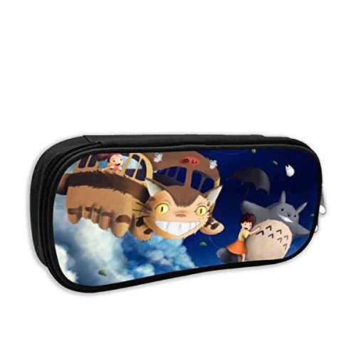 Stationery Bag,Mein Nachbar To-To-Ro-Cartoon-Thema Sky Bus Bleistiftetui...