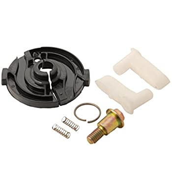 Rewind Starter Repair Kit For Briggs and Stratton Includes 692299 Friction Plate With 2 Springs 2 281505 Pawls 691696 Screw and 263073 Retainer Spring r