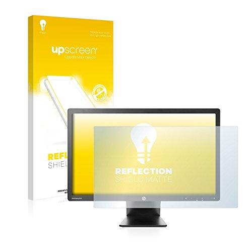upscreen Entspiegelungs-Schutzfolie kompatibel mit HP EliteDisplay E231 – Anti-Reflex Displayschutz-Folie Matt