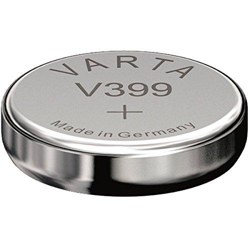 Varta V 399 1,55 V 42 mAh Uhrenzelle