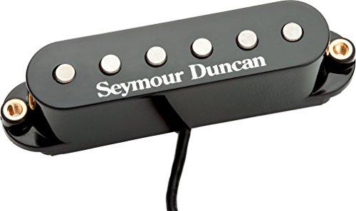 Seymour Duncan stk-s4b Classic pila Plus–Puente (color blanco)