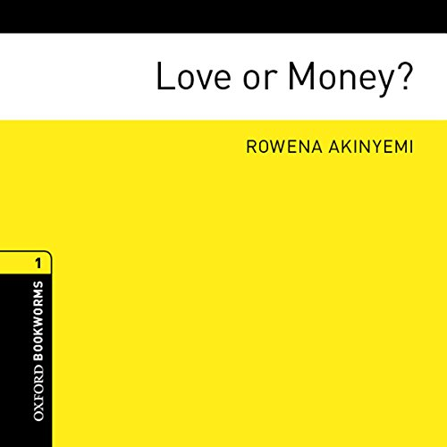Love or Money? audiobook cover art