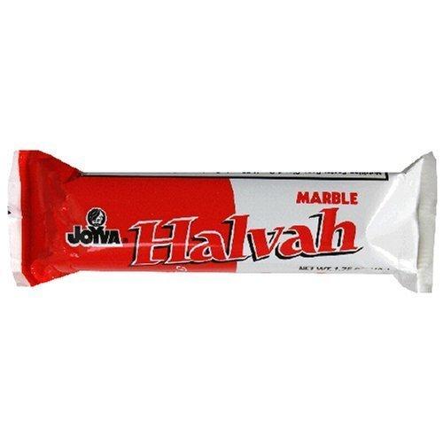 Joyva Marble Halvah Bars 12 Bars