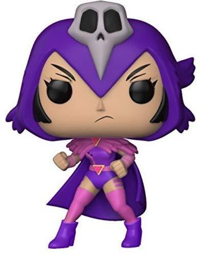 Funko Pop!- Teen Titans Go: TNBTS Raven Figura de Vinilo, Multicolor (28672)